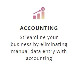 Accounting module