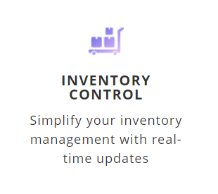 Inventory Contol module