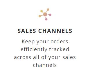 Sales Channel Module